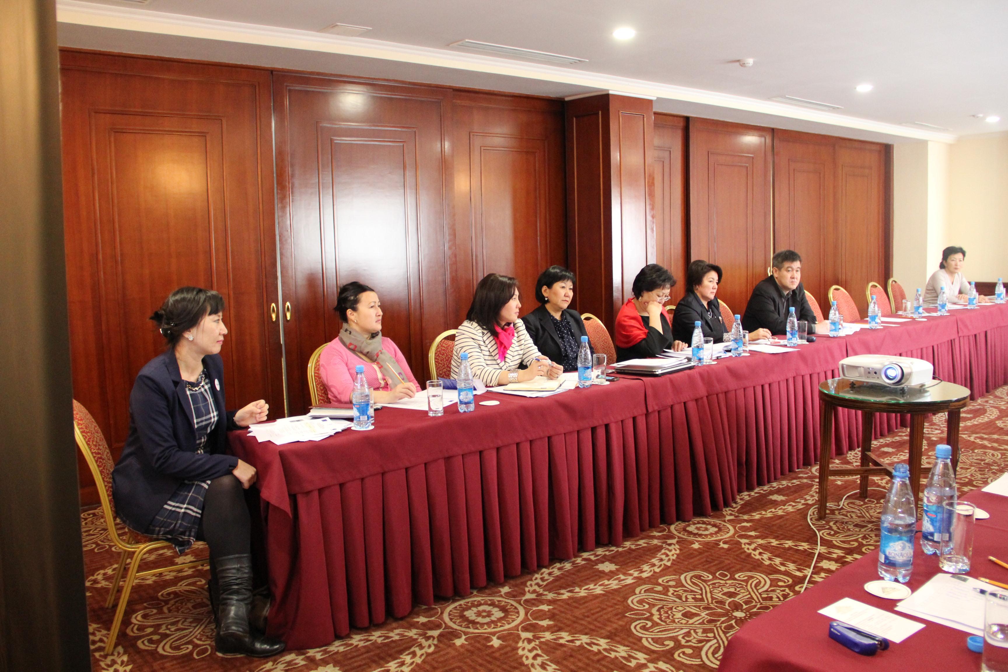 Nac KV v Bishkeke